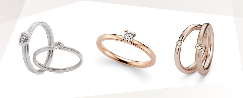 Verlobungsringe Frankfurt, Diamant, Solitaire